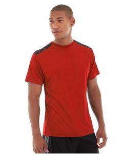 Ryker LumaTech™ Tee (Crew-neck)-XS-Red